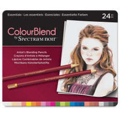 Spectrum ColourBlend Pencils - Essentials, Set of 24