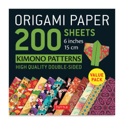Tuttle Origami Pack Kimono Patterns