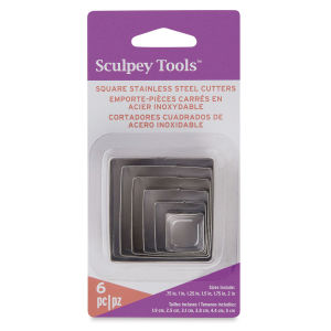 Square Shape Cutters