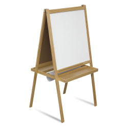 Blick Essentials Paint and Draw Easel - Natural