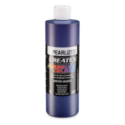 Createx Airbrush Color - 16 oz, Pearl Purple