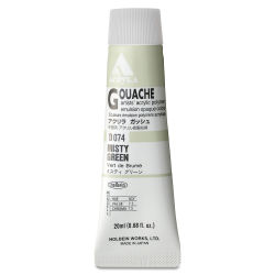 Holbein Acryla Gouache - Misty Green, 20 ml tube