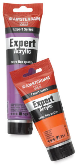 Amsterdam Expert Series Acrylics and Sets