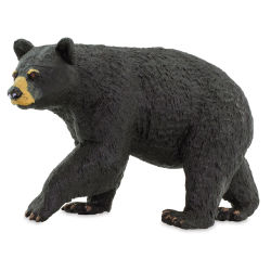 Safari Ltd Black Bear Animal Figurine