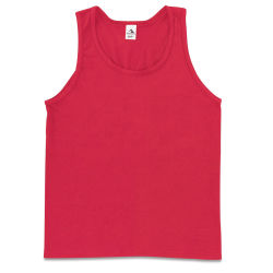Adult Tank Top - Red, Large