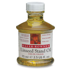 Daler-Rowney Linseed Stand Oil - 75 ml bottle