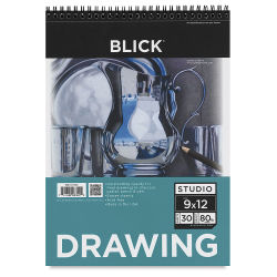 Blick Studio Drawing Pad - 9'' x 12'', 30 Sheets