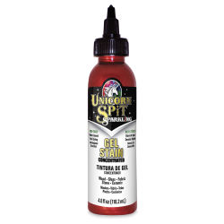 Unicorn Spit Gel Stain and Glaze - Dolly Firebird, 4 oz, Sparkling, Bottle