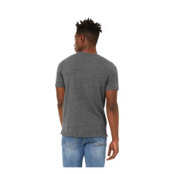 Bella Canvas Unisex T-shirt - Deep Heather, Small