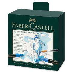 Faber-Castell Albrecht Dürer Watercolor Markers - Set of 30