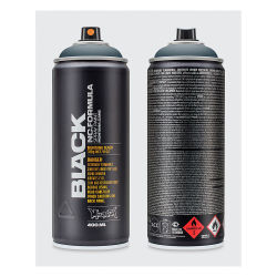 Montana Black Spray Paint - Space, 400 ml can