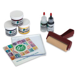 Speedball Akua Gel Printing Kit