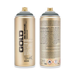 Montana Gold Acrylic Professional Spray Paint - Gravel, 400 ml can