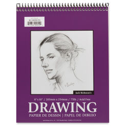 "Richeson Drawing Pad - 8"" x 10"""