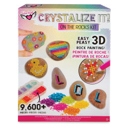 Fashion Angels Crystalize It Kit - On the Rocks Kit