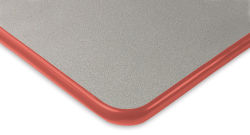 Smith System Clover Husky Activity Table - Gray/Red, 15'' to 24''