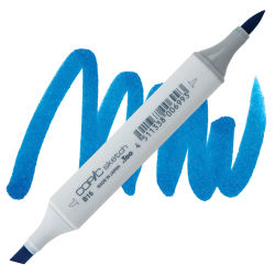Copic Sketch Marker - Cyanine Blue B16
