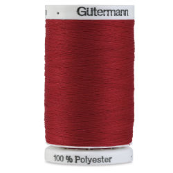 Gutermann Sew-All Polyester Thread - 547 yd Spool, Scarlet