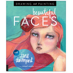 Drawing and Painting Beautiful Faces - Paperback