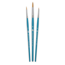Princeton Select Brush Set - Brush Set No. 1, Set of 3