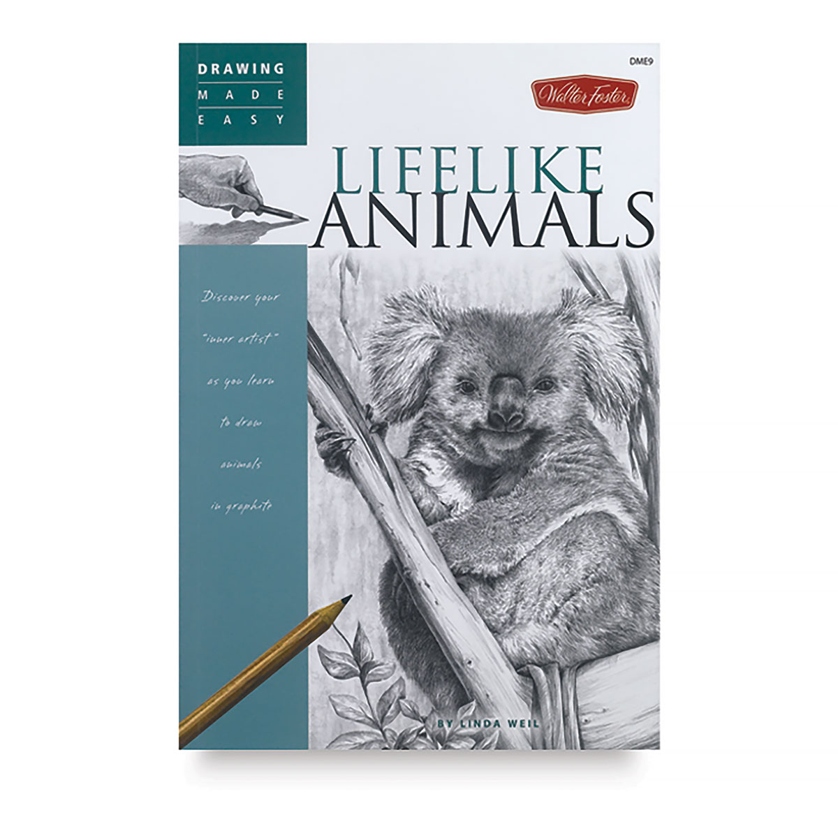Walter Foster Drawing Made Easy: Lifelike Animals