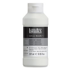 Liquitex Iridescent Medium, 8 oz bottle