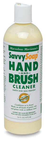 Hand and Brush Cleaner