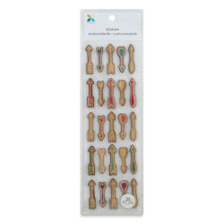 Momenta Wood Stickers - Arrows