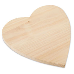 Darice Unfinished Wood Heart