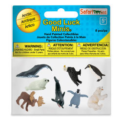 Safari Ltd Good Luck Minis Fun Packs- Arctic
