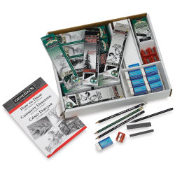 General's Kimberly Graphite Classroom Art Pack