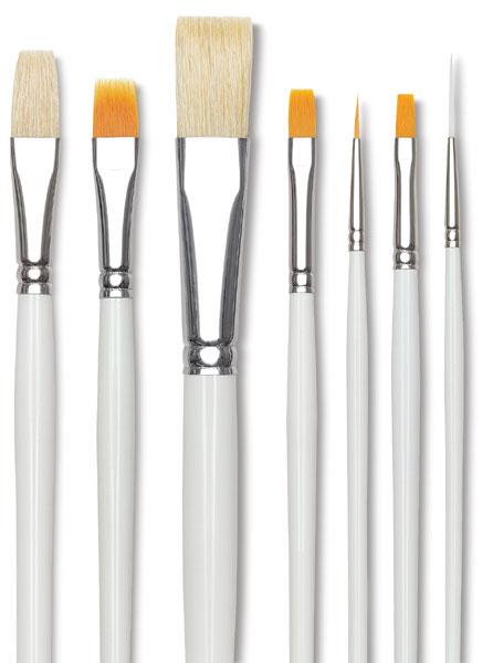 Bob Ross Finisher Brush 6