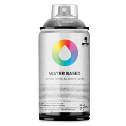 MTN Water Based Spray Paint - Matte Varnish, 300 ml Can