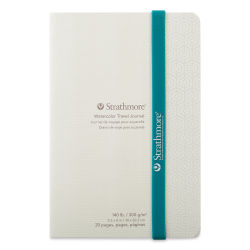Strathmore Watercolor Travel Journal - 8'' x 5.5''