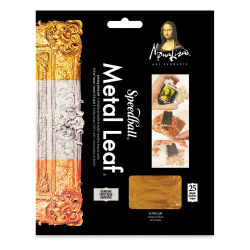 Mona Lisa 23 Karat Gold Leaf - Pkg of 25 Sheets