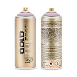 Montana Gold Acrylic Professional Spray Paint - Pale Pink, 400 ml can