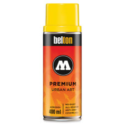 Molotow Belton Spray Paint - 400 ml Can, Cadmium Yellow