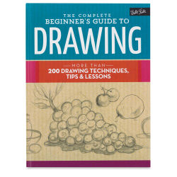 The Complete Beginner's Guide to Drawing - Hardcover