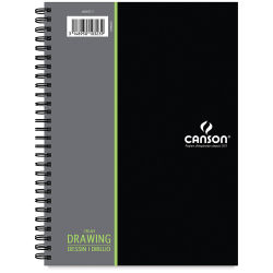 Canson Artist Series Drawing Book - 8-1/2'' x 5-1/2'', 60 sheets