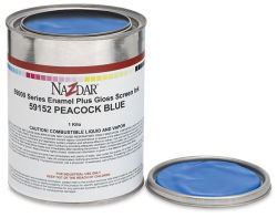 Naz-Dar 59-000 Series Gloss Enamel Transparent Base - 1 kg
