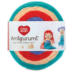 Red Heart Amigurumi Yarn - Mermaid