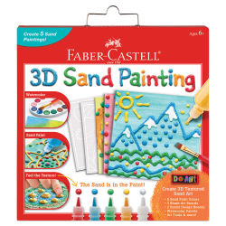Faber-Castell Do Art Sand Painting Kit