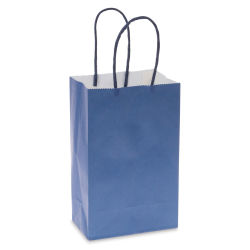 Gift Bags - Navy, Pkg of 13, Small, 8-1/2'' x 5-1/4'' x 3-1/4''