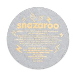 Snazaroo Face Paint - Silver, 18 ml container
