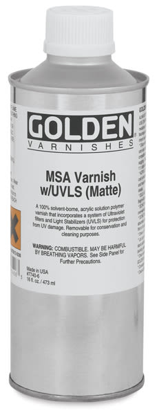 MSA Varnish - Matte