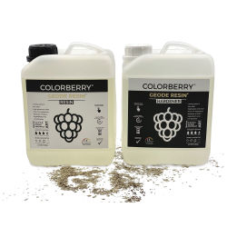 Colorberry Geode Resin - 5000 ml
