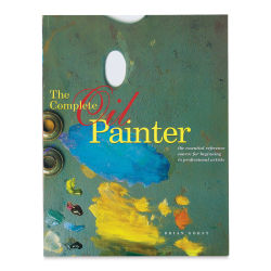 The Complete Oil Painter, Book Cover