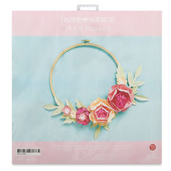 Paper Source Hoop Wreath Kit