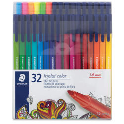 Staedtler Triplus Color Pens - Set of 32