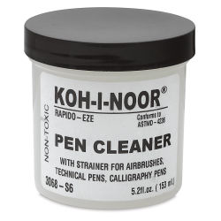 Koh-I-Noor Rapido-Eze Pen Cleaning Concentrate - 5.2 oz
